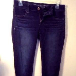 Soft Denim Skinny Jeans